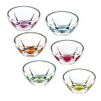 Lorren Home Trends Fusion Bowls in Multi (Set of 6)