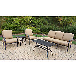 Oakland Living Clairmont 5-Piece Conversation Set