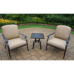 Oakland Living Clairmont 3-Piece Chair Set