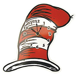 Trend Lab® Dr. Seuss™ Cat in the Hat Wall Clock