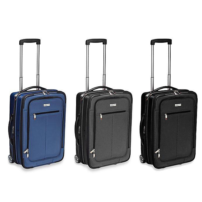 Traveler s Choice® Sienna 21-Inch Hybrid Upright Garment Bag  40d157f121adc