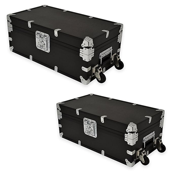 Alternate image 1 for Rhino Trunk and Case™ Indestructo Travel Trunk