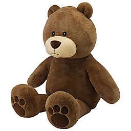 Animal Adventure® Sqoosh2Poof Jumbo Plush Bear
