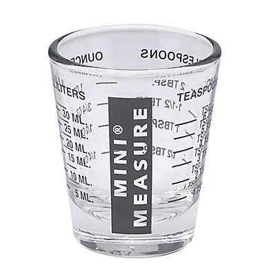 Mini Glass Measuring Cup