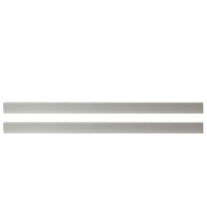 Alternate image 1 for Pali™ Universal Full-Size Bed Rails in White (Set of 2)