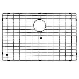 Vigo 16.5-Inch x 27.8-Inch Kitchen Sink Bottom Grid in Polished Chrome