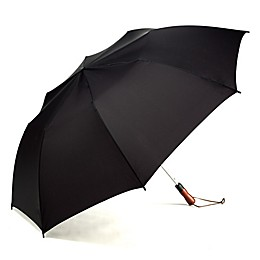 Shedrain® Rain Essentials Auto Open Jumbo Rain Umbrella in Black