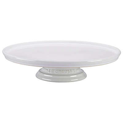 Le Creuset® Cake Stand in White