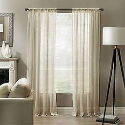 Linden Rod Pocket Sheer Window Panel (Single)