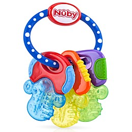 Nuby™ purICE™ Gel Teething Key Ring