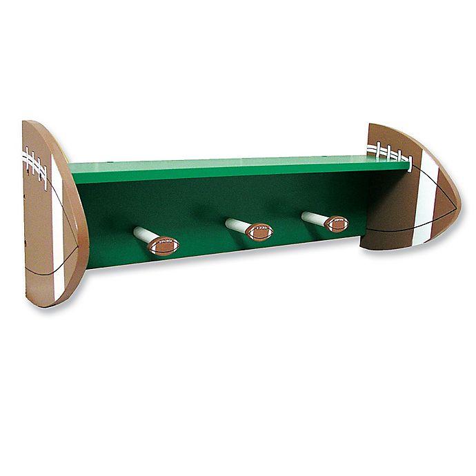 Alternate image 1 for Trend Lab® Little MVP Football Wall Shelf