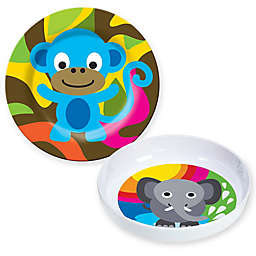 French Bull® Jungle Kids' Dinnerware Collection