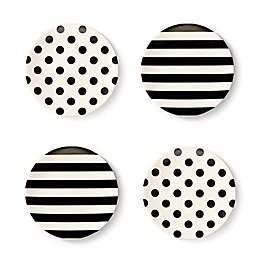 kate spade new york Raise a Glass Melamine Tidbit Plates (Set of 4)