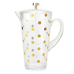 kate spade new york Raise a Glass Acrylic Pitcher