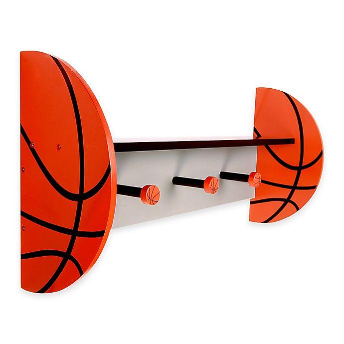 Alternate image 1 for Trend Lab® Little MVP Basketball Wall Shelf