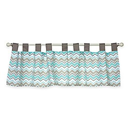 Trend Labs® Seashore Waves Window Valance