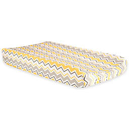 Trend Lab® Buttercup Zigzag Chevron Changing Pad Cover