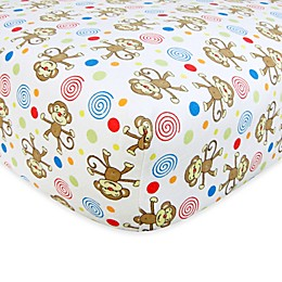 Trend Lab® Flannel Fitted Crib Sheet Collection