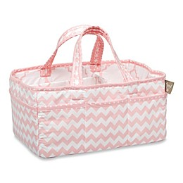 Trend Lab® Pink Sky Diaper Caddy