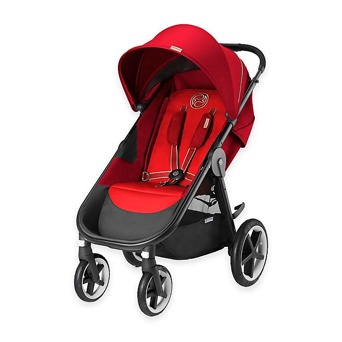 Alternate image 1 for CYBEX Gold Eternis M4 Stroller in Hot & Spicy