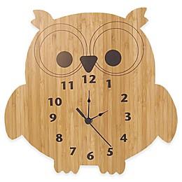 Trend Lab® Northwoods Owl Wall Clock
