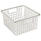 InterDesign® Forma™ Cabinet Binz™ 10.25-Inch x 9.25-Inch x 5.25-Inch Metal Bin