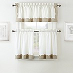 Waterford® Cassia Window Valance in Natural