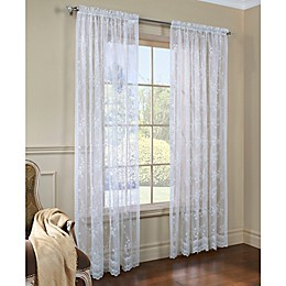 Mona Lisa Window Curtain Panel