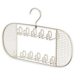 InterDesign® Axis Jewelry Hanger in Satin Silver