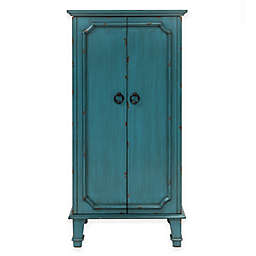Hives Honey Cabby Jewelry Armoire In Turquoise