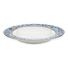 Marchesa by Lenox® Couture Sapphire Plume Rim Soup Bowl