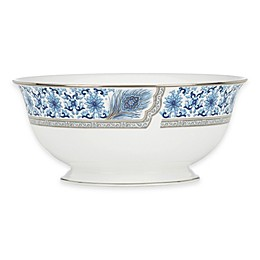 Marchesa by Lenox® Couture Sapphire Plume Serving Bowl