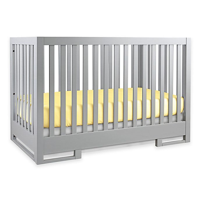 Alternate image 1 for Karla Dubois® Copenhagen Convertible Crib in Moon Grey