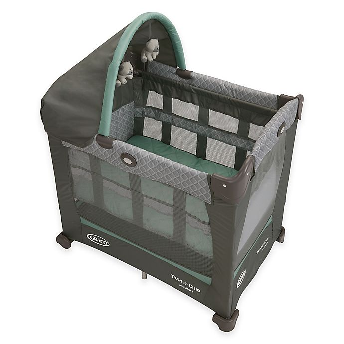 Alternate image 1 for Graco® Travel Lite® Crib with Stages in Manor™