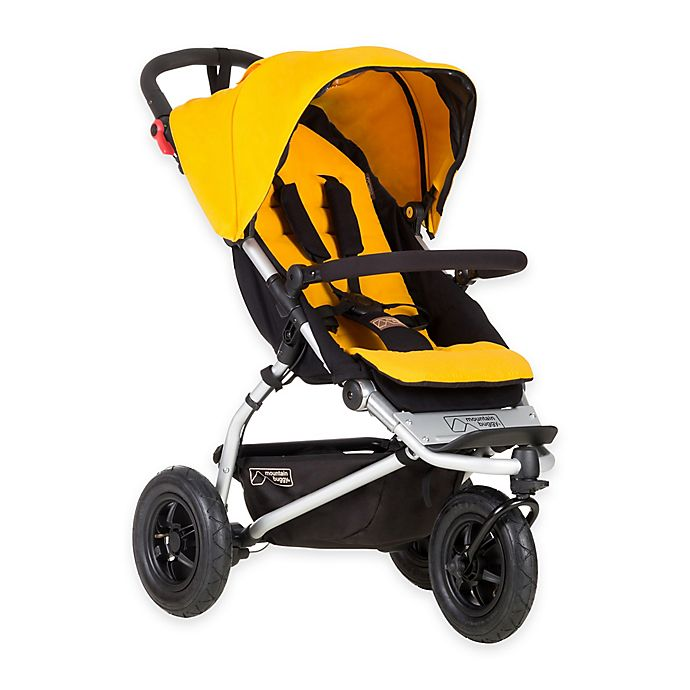 Alternate image 1 for Mountain Buggy® Swift™ Compact Stroller