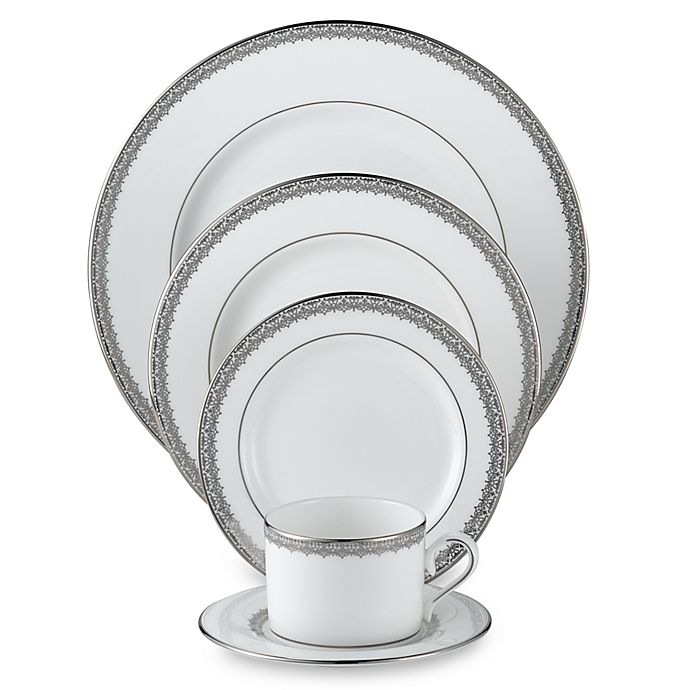 Alternate image 1 for Lenox® Lace Couture Dinnerware Collection
