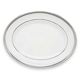 Lenox® Lace Couture 13-Inch Oval Platter