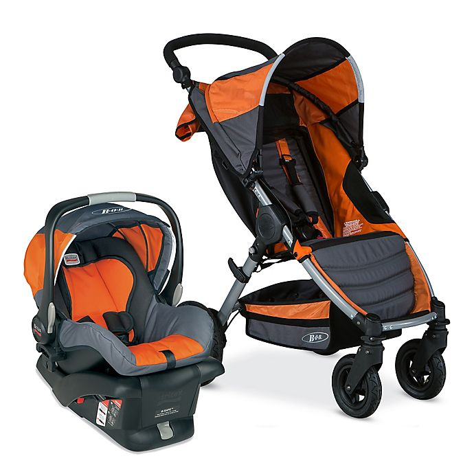 Alternate image 1 for BOB® Motion® Travel System in Orange