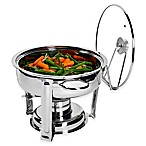 Denmark® 7-Piece 4 qt. Stainless Steel Chafing Dish