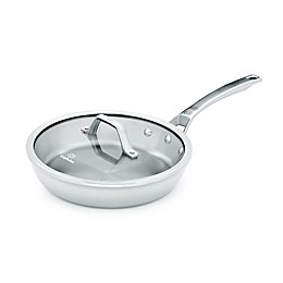 Calphalon® Signature™ Stainless Steel 10-Inch Covered Skillet Pan