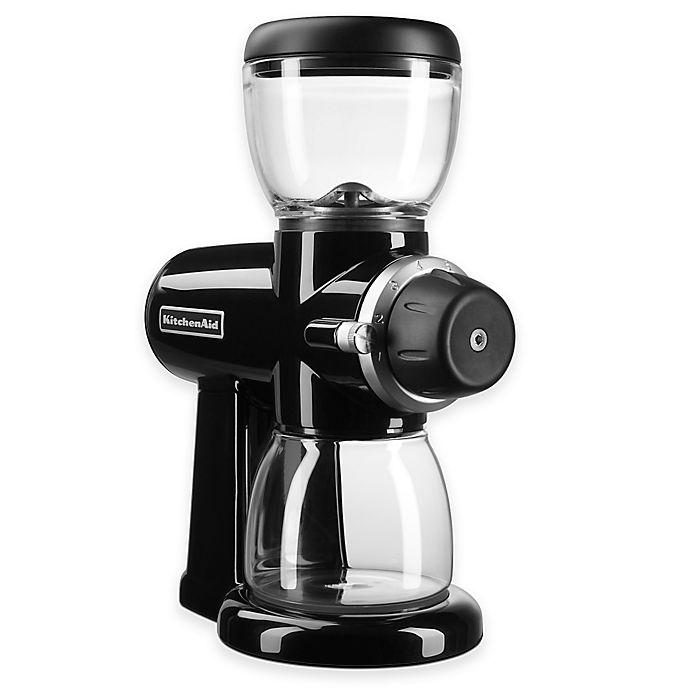 Alternate image 1 for KitchenAid® Burr Coffee Bean Grinder