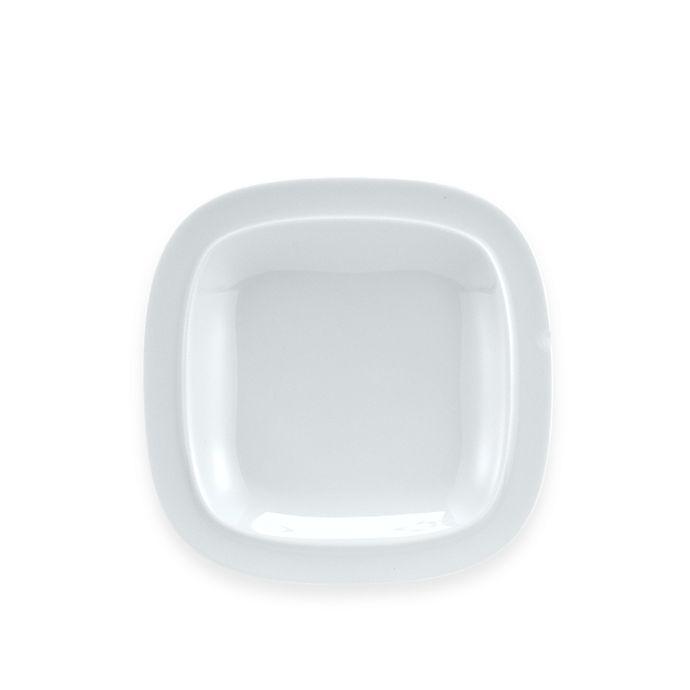 Alternate image 1 for Denby Square Tea Plate in White