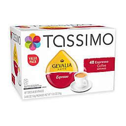 Gevalia Espresso T DISC Value Pack for Tassimo™ Beverage System 48-Count