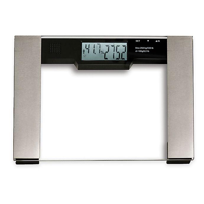 Bmi Bathroom Scale: Digital Extra Wide BMI Bathroom Scale