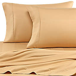 Eucalyptus Origins™ Tencel® Lyocell 500-Thread-Count Stripe Sheet Set