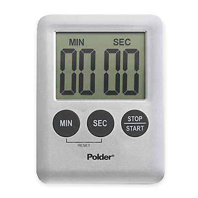 Polder® 100-Minute Digital Mini Timer