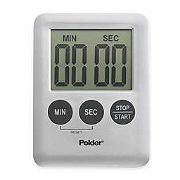 Polder® 100-Minute Digital Mini Timer