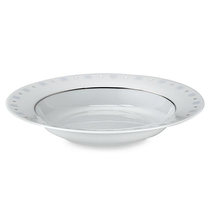 Alternate image 1 for Philippe Deshoulieres Baltik Blue and White 8 1/2-Inch Rim Soup Bowl