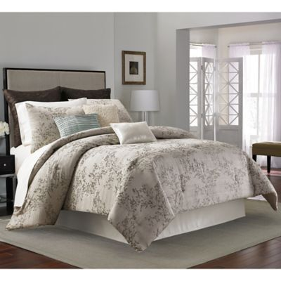 Manor hill serenade comforter set bed bath and beyond - Bed bath and beyond bedroom furniture ...
