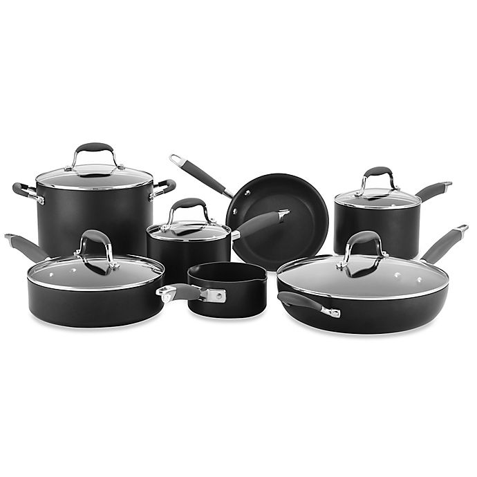 Alternate image 1 for Anolon® Advanced Hard Anodized Nonstick Cookware Collection